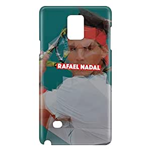 Loud Universe Galaxy Note 5 Rafael Nadal Print 3D Wrap Around Case - Multi Color