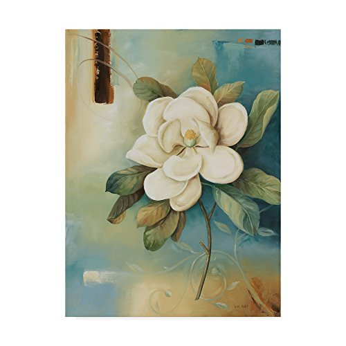 Magnolia Abstract II by Lisa Audit, 18x24-Inch