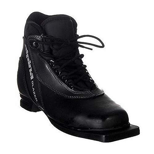 (Alpina Blazer 75mm Boot Ski boots 36 Black)