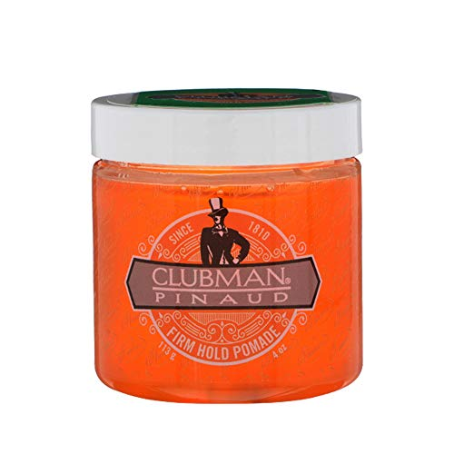 Clubman Firm Hold Pomade, 4 oz