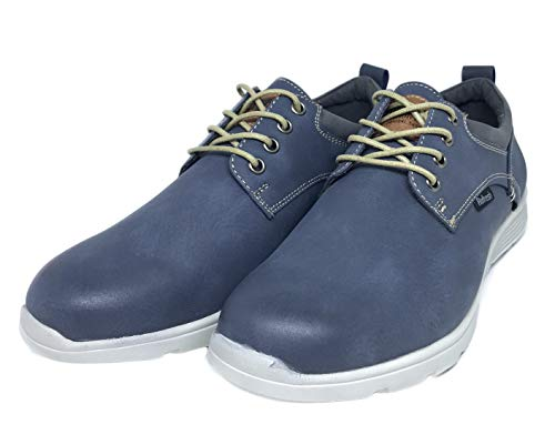 2040 Homme Chaussures 2040 Refresh Chaussures Bleu Bleu Refresh Homme rEESzx5wq7