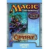 Magic the Gathering MTG Odyssey Liftoff Theme Deck