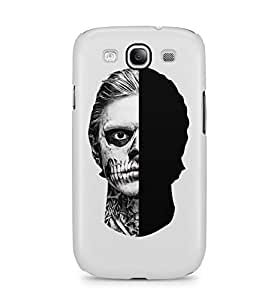American Horror Story Tate Langdon Hard Plastic Phone Case Cover For Samsung Galaxy S3