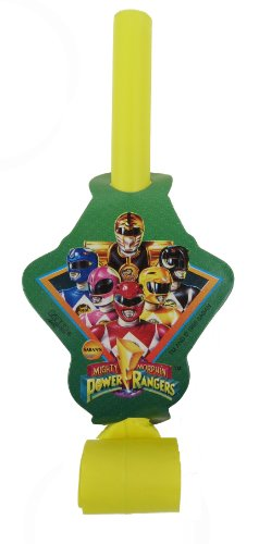 (Mighty Morphin Power Rangers 8 Blowouts - Classic)