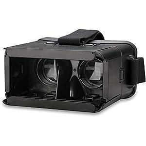 VSN Mobil AS1000008K Plastic Viewing Goggles (Black)