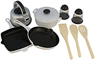 WeGlow International Home Sweet Home Cocina Cooking Set de Juegos
