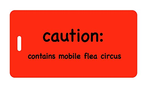 kids-luggage-tag-caution-contains-mobile-flea-circus