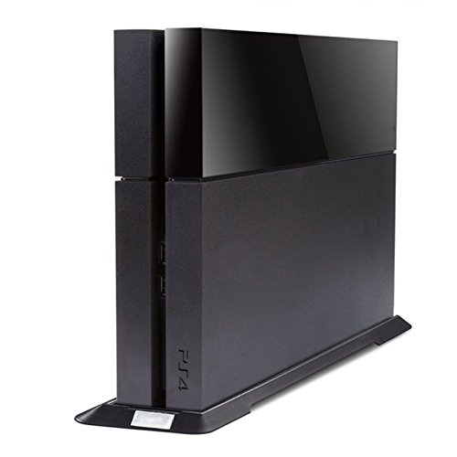 Vertical Stand Dock and Cradle Holder for Sony Playstation 4 - 6