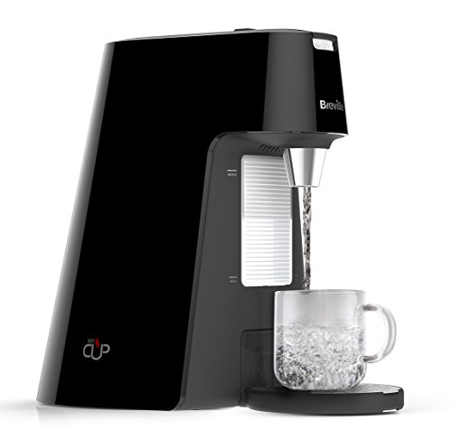 Breville HotCup Hot Water Dispenser with Adjustable Cup Height, 1.7 Litre,...