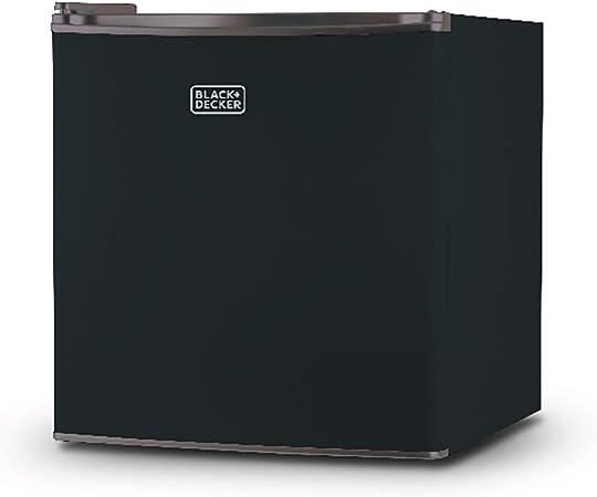 BLACK+DECKER Mini Fridge with Freezer