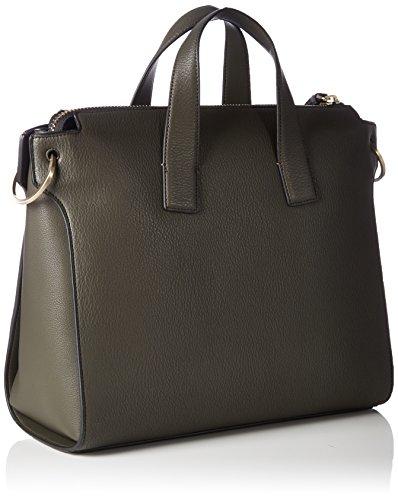 Calvin Klein Olive Woman Green Iren3 Totes Bags Tote black rrdqU