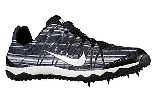 Nike Mens Zoom Rival Xc Running Shoes Nero Summit-bianco Iper Cobalto