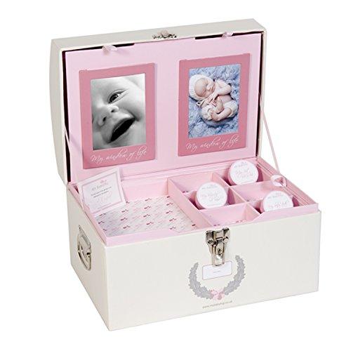 mybabylog Aufbewahrungsbox für Baby-Andenken Box