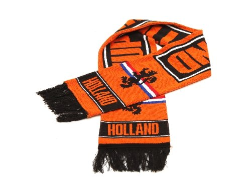 Holland National Soccer Team | Fan Scarf | Premium Acrylic Knit
