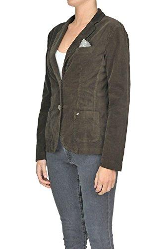 Mason's Femme MCGLCSG02051I Marron Coton Blazer