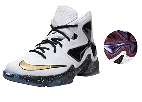 sports shoes b7451 f968a Nike Youth LeBron XIII Basketball Shoes - Buy Online in Oman.   Apparel  Products in Oman - See Prices, Reviews and Free Delivery in Muscat, Seeb,  Salalah, ...