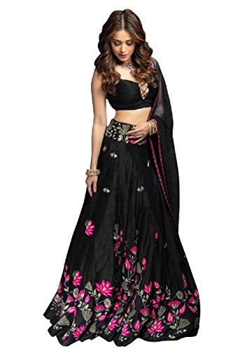 Skyview Fashion Exclusive Indian Bollywood Lengha Designer Lehenga with Unstitched Blouse