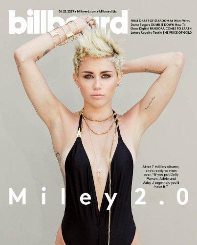 Download Billboard Magazine (June 22, 2013) Miley Cyrus - Miley 2.0 ebook