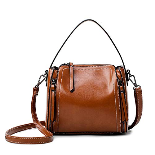 21cm12cm17cm Shoulder Bags Brown Crossbody for Women Black X78Zfn7
