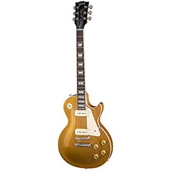gibson usa 6 string gibson les paul classic 2018 right handed gold top lpcs18gtnh1. Black Bedroom Furniture Sets. Home Design Ideas