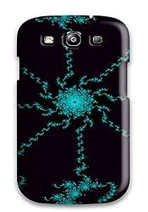 DeirdreAmaya Case Cover For Galaxy S3 - Retailer Packaging Fractal Spiral Protective Case