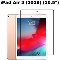 "M.G.R.J® Tempered Glass Screen Protector for Apple iPad Air 3 (2019) (10.5"" inch)"