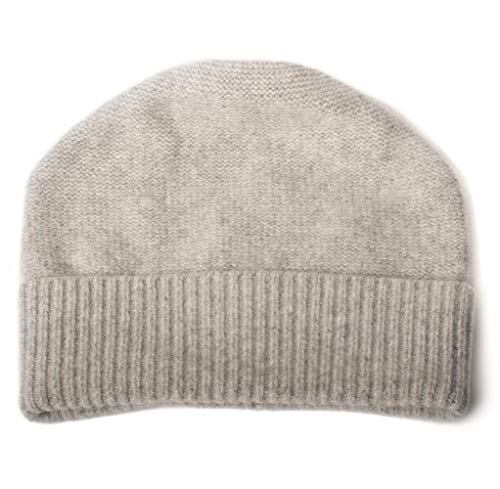 Portolano Cashmere HAT with Folded Cuff - Cashmere Portolano