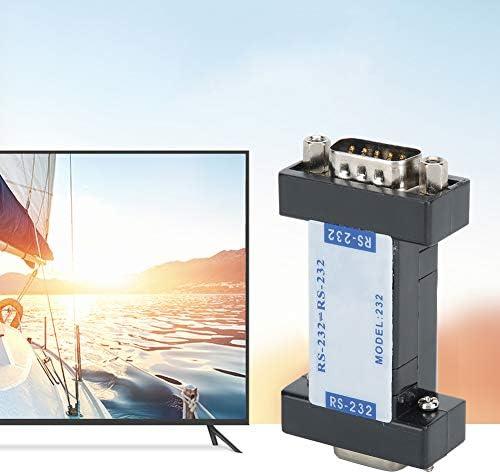 ASHATA RS232 naar RS485 converter adapter, beschermt communicatieapparatuur Power Ground Loop en Surge