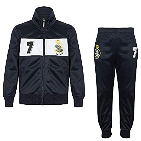 Générique Chándal de fútbol Madrid para niño: Amazon.es: Deportes ...