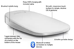 Logitech Ultrathin Touch Mouse T631 for Mac