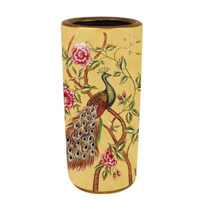 Large Oriental Ceramic Umbrella Stand Storage M18675u Chinese