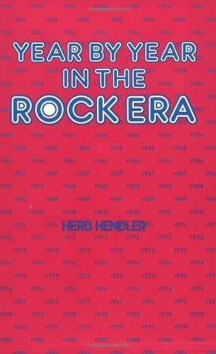 Year by Year in the Rock Era Pdf