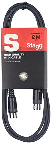 Stagg SMD2FM E MIDI Cable by Stagg