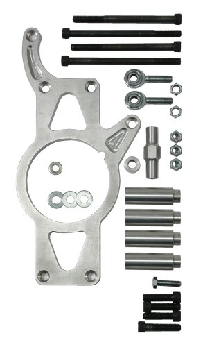 (Moroso 63828 Alternator Mounting Bracket for Small Block Chevy)