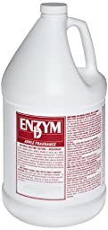 Big D 1509 Enzym Digester Deodorant, 1 Gallon Bottle, Apple Fragrance (Pack of 4)