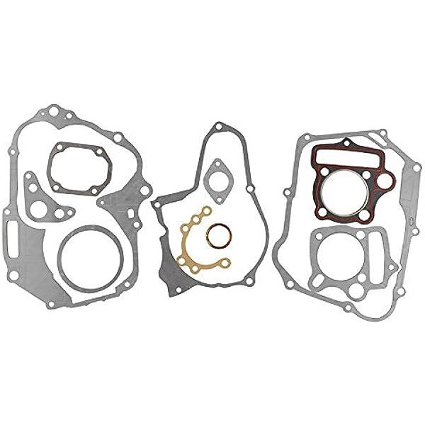 Complete Gasket Set Kit for 70cc 90cc Under Horizontal Engine ATV Quad Dirt Pit Bike Go Kart Honda