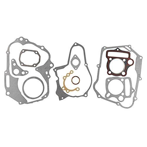 Complete Gasket Gaskets Kit Set for 125cc Above Horizontal Engine ATV Quad Dune Buggy Dirt Pit Bike Go Kart Karting