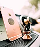 Magnet Mount Ultra - Magnetic Cell Phone Car Mount - Air Vent Holder with QuickSnap One Hand Mounting - Dashboard Viewing Stand for iPhone & Samsung Galaxy Mobiles