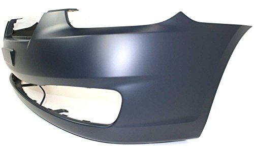 New Evan-Fischer EVA17872024695 Front BUMPER COVER Primed Direct Fit OE REPLACEMENT for 2006-2011 Hyundai Accent *Replaces Partslink HY1000163