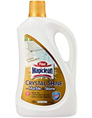 Magiclean Floor Cleaner, Crystal Shine for Marble and Stone, 1.8L