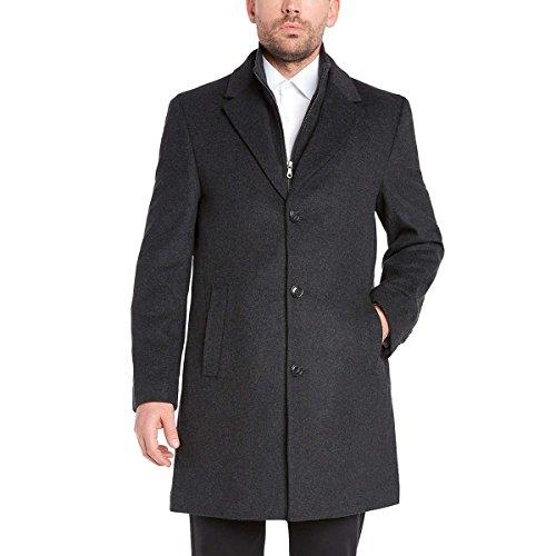 Wool Mens Overcoat - 5