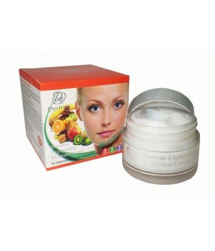 Dorlene HERBAL Lightening Whitening FACE GLUTATHIONE Cream