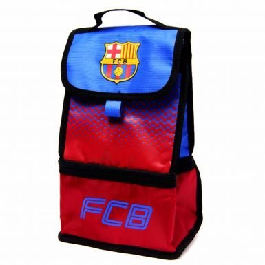 FC Barcelona Crest Insulated Lunch Bag