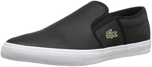 Lacoste Men's Gazon Bl 1 Casual Shoe Fashion Sneaker