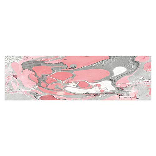 Dragonhome Decorative Aquarium Background Poster Marbled Beauty Made
