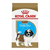 Royal Canin Breed Health Nutrition Shih Tzu Puppy Dry Dog Food,...