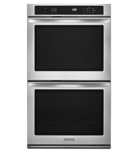 KitchenAid KEBS209BSS (Wall Oven Kitchenaid compare prices)