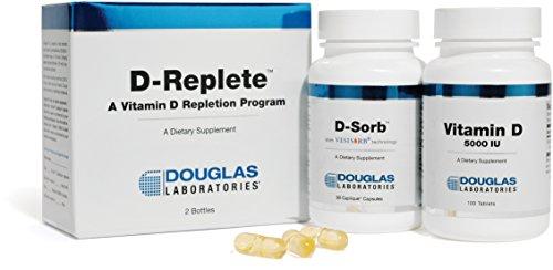 Douglas Laboratories D Replete Vitamin Repletion