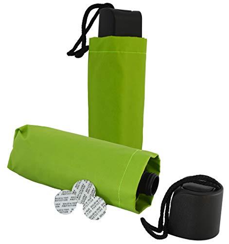 BoozeBrella by Smuggle Mug w/Lid Seals (Lime Green) Hidden Flask