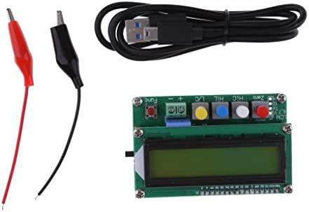 Multímetro de Inductancia Adecuado para Producción de Microondas y ...